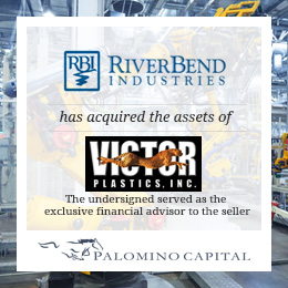 Victor Plastics Inc.