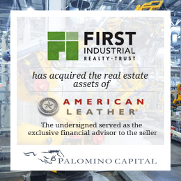 First Industrial Reality Trust